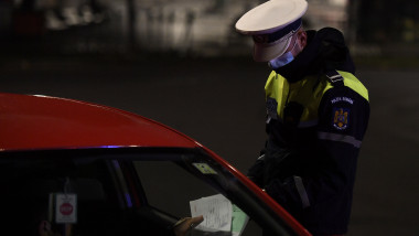 control politie carantina restrictii