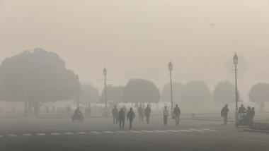 Poluarea atmosferică cauzată de arderea combustibililor fosili, cum sunt cărbunele și petrolul, a fost cauza a 8,7 milioane de decese la nivel global în 2018