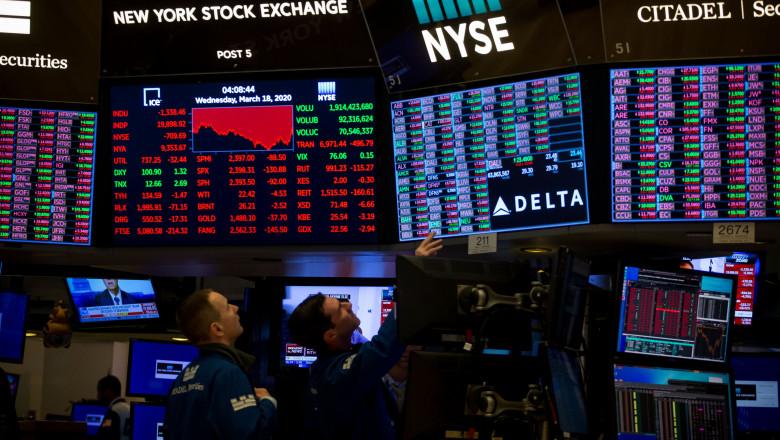 Bursa din New York, Wall Street