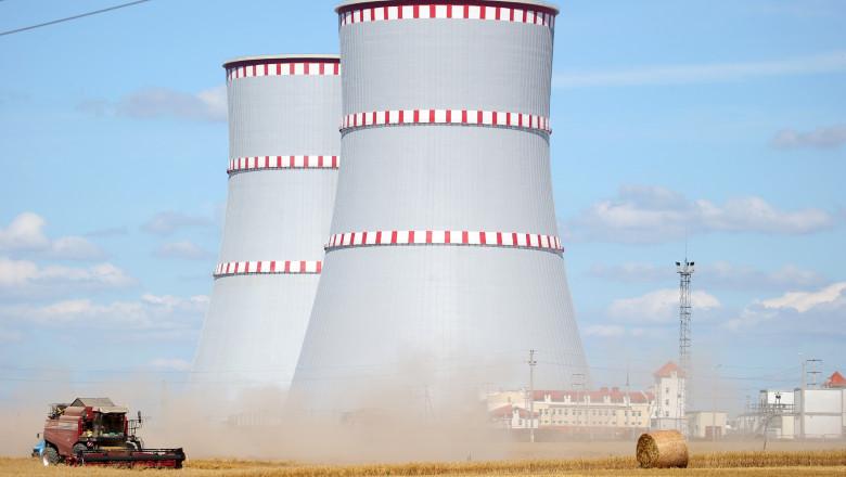 Centrala Nucleară Astravyets, din Belarus