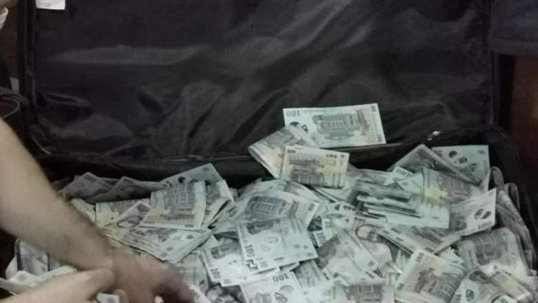 valiza cu bani - diicot
