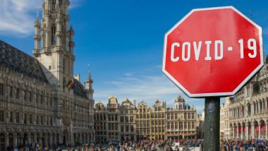 COVID-19 imunitate belgia