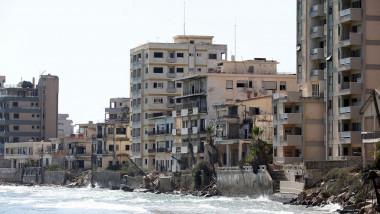 Varosha, stațiunea abandonată din Ciprul de Nord