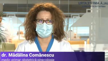 dr madalina comanescu