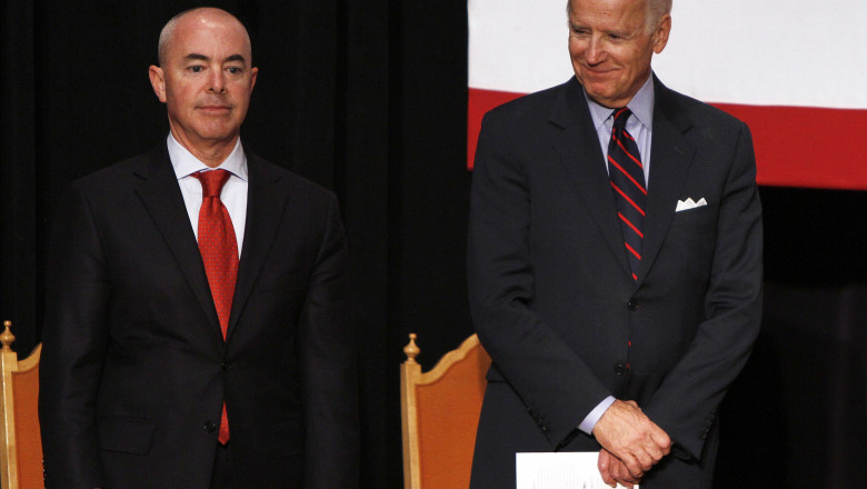 joe biden si viitorul sef al homeland security