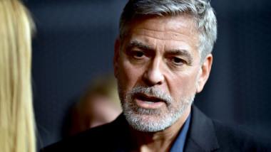 """George Clooney l-a numit pe Viktor Orban un exemplu """"al furiei şi al urii"""""""