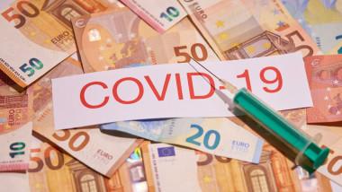 fonduri europene pentru măsuri anti-COVID şi programe de susţinere a economiei