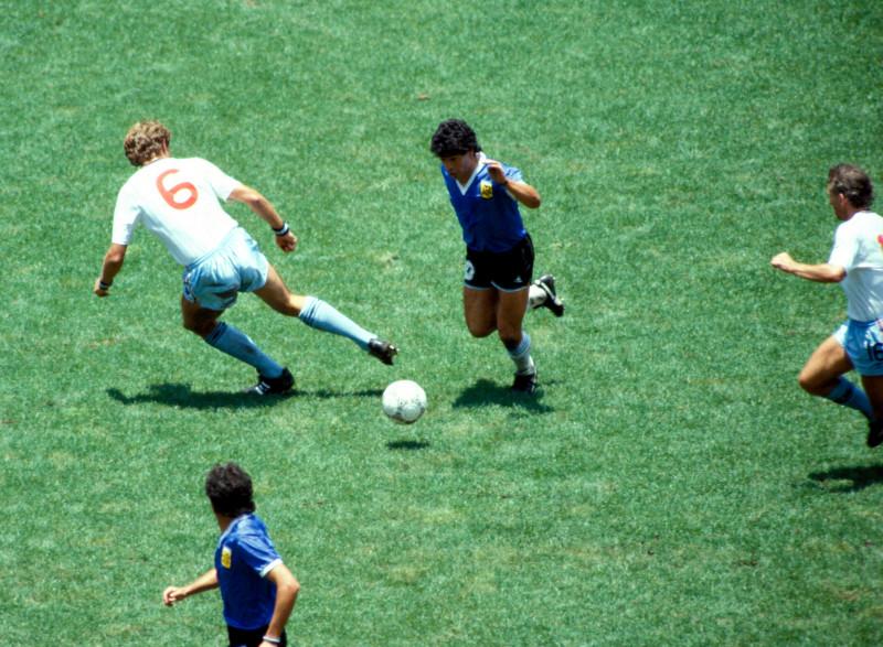 Golul lui Diego Maradona împotriva Angliei, sferturile de finală Cupa Mondială 1986