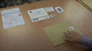 Vot prin corespondență alegeri parlamentare România 2020