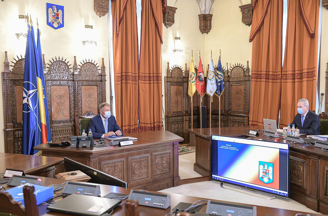 Strategia de vaccinare anti-COVID 19 din România va fi discutată în CSAT