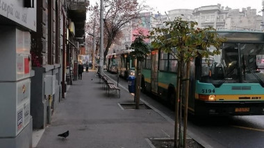 Transportul public din București, blocat pe mai multe linii din cauza unei avarii