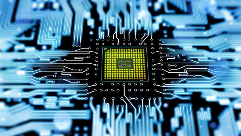 procesor cip computer