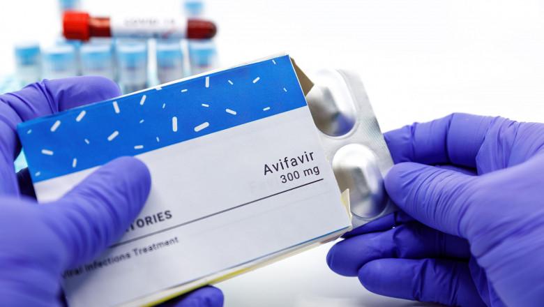 antiviral folosit tratamentul COVID-19