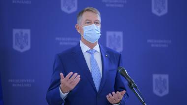 Klaus Iohannis a declarat că la alegerile parlamentare nu va exista nicio piedică pentru alegătorii care sunt în localitățile care sunt în carantină