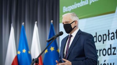 Polonia vicepremierul Jaroslaw Gowin