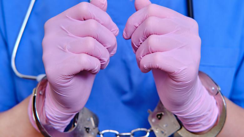 Doi manageri de spital, reținuți în dosarul mitei din unitățile Covid
