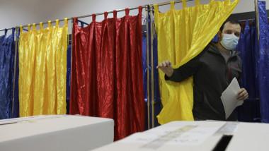 alegeri-parlamentare-2020-sectie-vot
