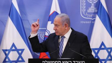 profimedia-netanyahu israel