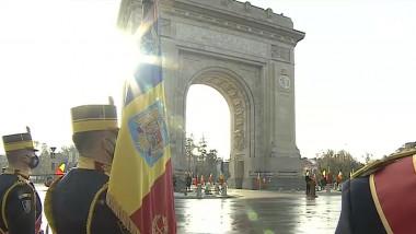 ceremone restransa arcul de triumf 2020