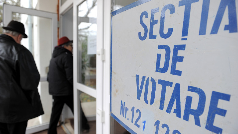 Cu ce acte de identitate se poate vota la secțiile de votare din România