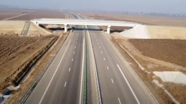 Primii kilometri de autostrada din Moldova, construiţi pe centura Bacăulu