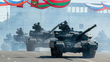parada militara transnistria rusia militari