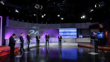 dezbatere digi24_INQUAM_Photos_George_Calin