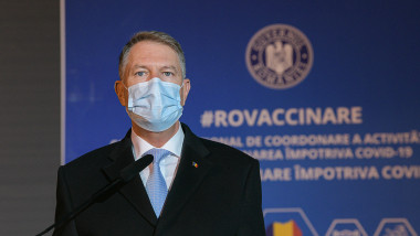 iohannis vaccinare