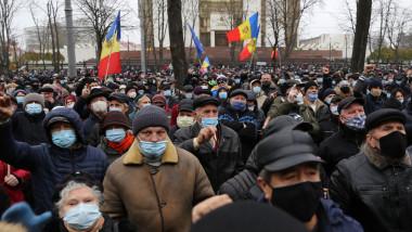 Igor Dodon o lasă pe Maia Sandu fără puteri. Președintele Republicii Moldova cheamă cetățenii la proteste
