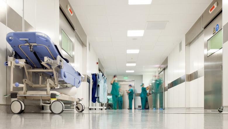 coridor de spital