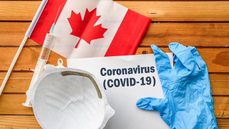 Coronavirus in Canada