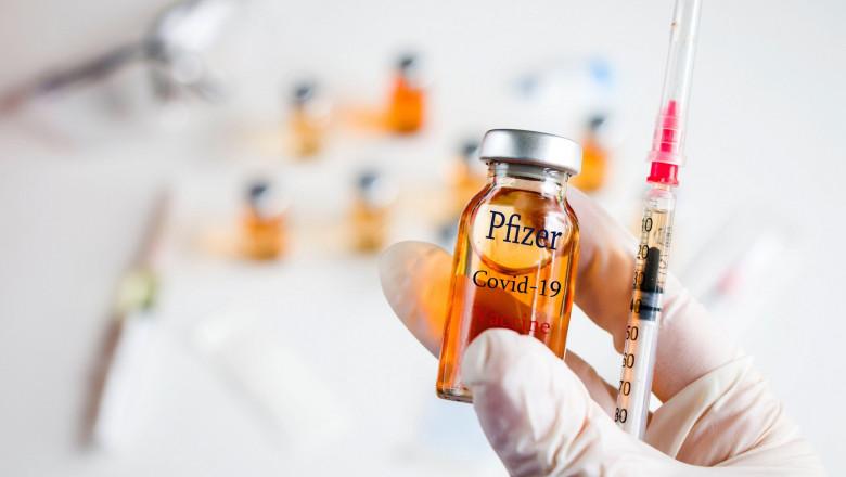 vaccinul va fi aprobat pe 21 decembrie