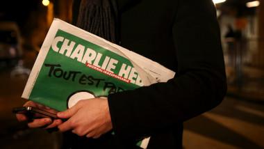 o revista charlie hebdo este tinuta la subrat