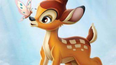 """Braconier din SUA, condamnat să se uite timp de un an la filmul """"Bambi"""""""