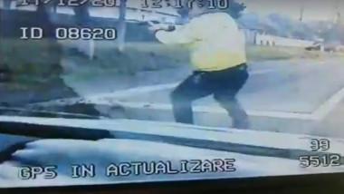 politist accident