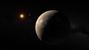 Sistemul stelar Proxima Centauri