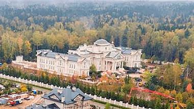 Palatul lui Vladimir Putin