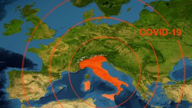 italia covid zona rosie