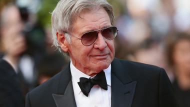 Harrison Ford la Cannes