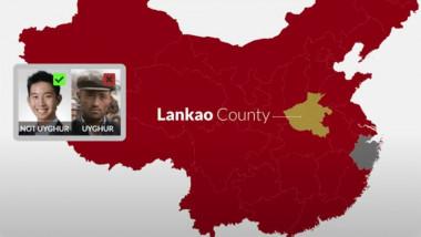 sistem de recunoastere facială pentru monitorizarea minoritatii uigure
