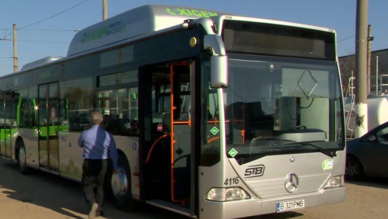 stb autobuz cu gnc