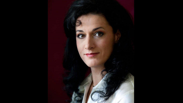 Soprana Maria Macsim Nicoară