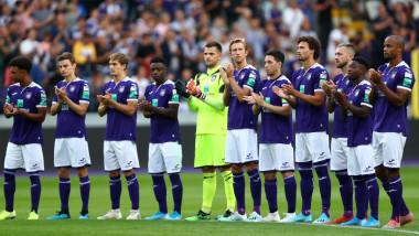 Echipa Royal Sporting Club Anderlecht