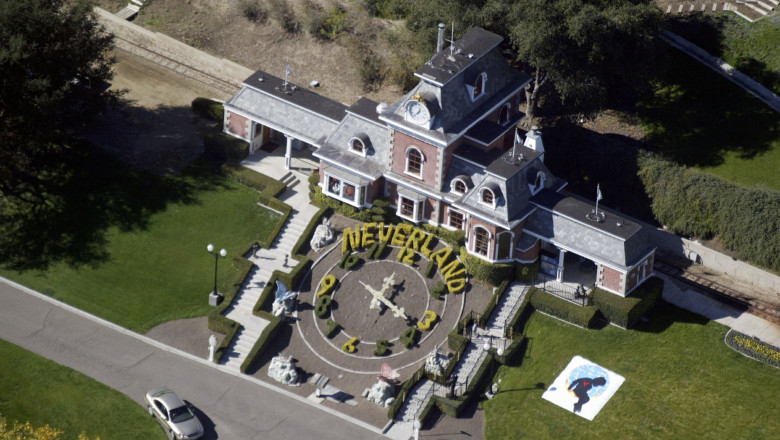 Michael Jackson's Neverland Ranch Investigation