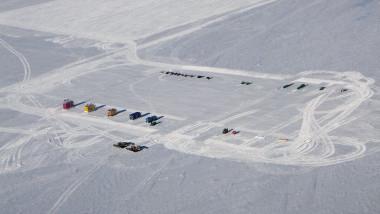 Pista de aterizare Antarctica