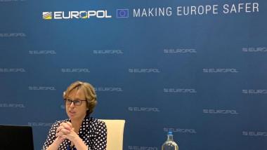 Catherine De Bolle șefa Europol