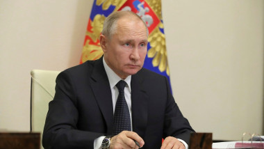 Russian President Putin Meets Holds Meeting with State Council