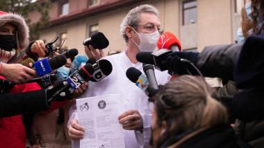 Medicul Adrian Streinu