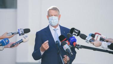 Președintele Klaus Iohannis se va vaccina anti-Covid în a doua etapă a campaniei.