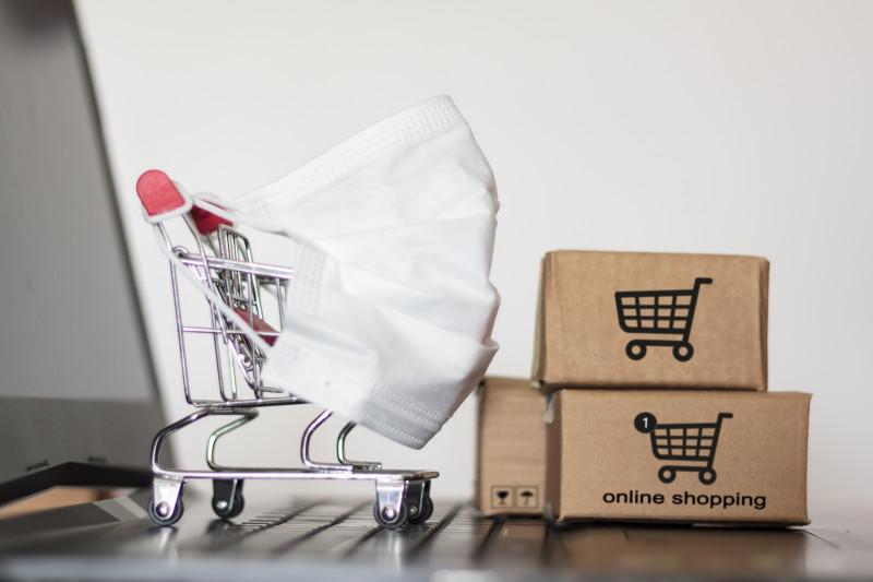 shopping online în perioada de pandemie COVID-19